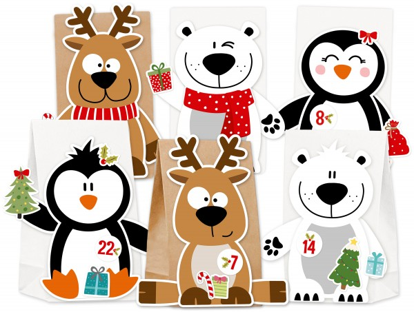 X-Mas-Friends Adventskalender